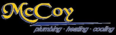 mccoyplumbingandheating.com Logo
